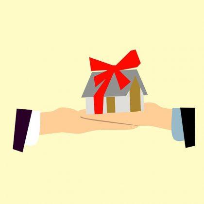 אילו מיסים משלמים על דירה במתנה?